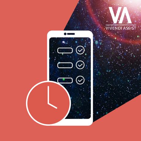 Vivendi Assist Besuchsplaner